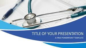 Medical Presentation Powerpoint Templates Medical Powerpoint Template Presentationgo Com