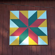 Barn Quilt Patterns To Paint | Quilt Pattern: Windmill Star ... & Barn Quilt Patterns To Paint | Quilt Pattern: Windmill Star Adamdwight.com