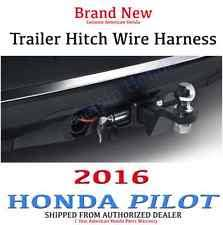 towing & hauling parts for honda pilot ebay Installing Trailer Wiring Harness On Honda Pilot genuine oem honda pilot trailer hitch wire harness 2016 wiring (08l91 tg7 100) installing trailer wiring harness on honda pilot