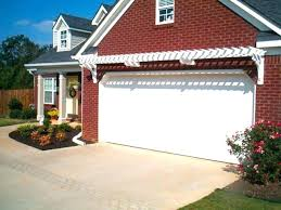 trellis over garage door building a pergola above how to build new