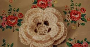 Easy Crochet Flower Patterns Free Classy EASY Free Crochet Flower Pattern Pretty 48 Layer Crochet Flower