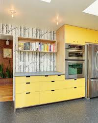 Kitchen Bookshelf Kitchen Diy Kitchen Cabinets Paint Ideas With Yellow Color