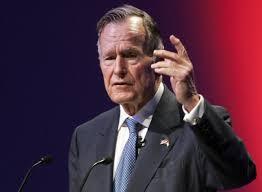 George H W Bush Former President Hospitalized In Houston For