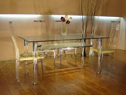 Perspex Dining Room Tables Ideas