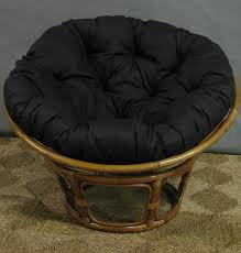 lovely round wicker chair best images about papasan rattan cushions circular chair pier papasan