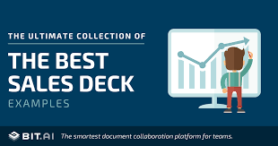 20 Sales Deck Examples With Stunning Sales Presentations