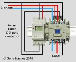 contactor overload wiring diagram how to wire a contactor for a 3 Ligting Tiome Contactor Relay Wiring Diagram wiring diagram schneider contactor how to wire contactor and contactor overload wiring diagram wiring diagram schneider 3 Wire Contactor 2 Button Switch