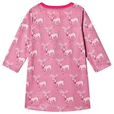 Baby Night Dress Design Hatley Darling Deer Night Dress Pink Babyshop Com