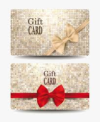 Free Gift Card Design Template