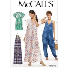 Mccalls Sewing Pattern Unique Design