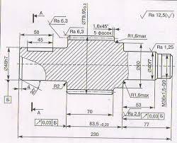 Описание процесса токарной обработки с использованием резца Приложение 2 2