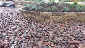 gravel river rock classic stone yard inside landscape rocks and stones plan 6
