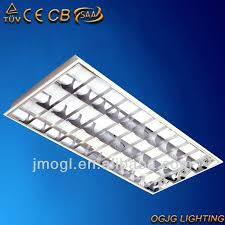 parabolic light fixtures office lighting. Fluorescent Ceiling Light Fixtures Replacing Lighting Parabolic Office