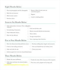 Bridal Shower Checklist Top Result Bridal Shower Itinerary Template ...