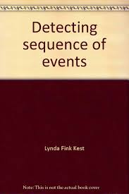 Detecting sequence of events (Developing reading comprehension ...
