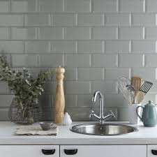Bq Kitchen Tiles Metro Sage Wall Tile Metro Wall Tiles From Tile Mountain