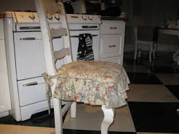 kitchen chair seat covers. Cool White Cabinet And Floral Kitchen Chair Seat Covers On The Cream Rug Brown E