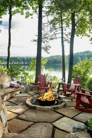 if you don t have a big area for a fire pit you could always incoporate a fire table look at the dining table isn t this outdoor space via maison de