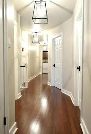 narrow hallway lighting ideas. Hallway Light Fixtures Blogieme Lighting Finally Transitioned Our Entire House To Led . Narrow Ideas