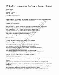 Tester Resume Samples New Performance Tester Cover Letter I Hosting Co Software Template