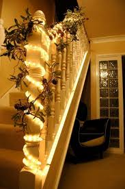 view bench rope lighting. rope lights stunning i could do this to my railing view bench lighting s