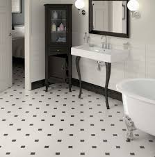 inspiring bathroom decoration using octagon tile pattern ideas fascinating picture of white bathroom decoration using