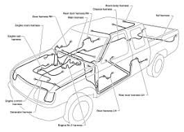nissan navara wiring diagram d40 wiring diagrams and schematics nissan navara d21 radio wiring diagram diagrams and
