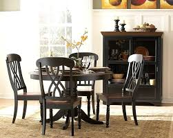 black dining room set round. Small 5 Piece Dining Set Table For 6 Black Round Room Sets Outdoor