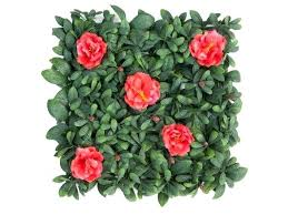 faux plants flowers plastic outdoor and artificial azalea mat with red architectures extraordinary x
