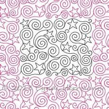 Stars a Swirl | Cyndi Herrmann | Digitized Quilting Designs & Digital Quilting Design Stars a Swirl by Cyndi Herrmann. Adamdwight.com