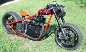 xs 650 bobber r6 front and back and other miscellaneous parts