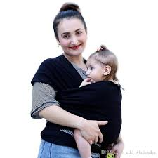 Wholesale 100% Cotton Solid Baby Carriers Multifunctional Infant ...
