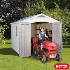 keter factor 8ft x 11ft 2 6 x 3 3m shed