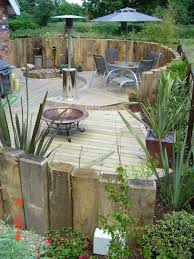 garden design with sleepers. garden design ideas sleepers new oak railway from railwaysleepers with