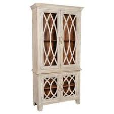 tall accent cabinet.  Tall Pinner Glass Tall 4 Door Accent Cabinet And