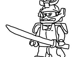 Lego Ninjago Coloring Pages Cole Coloring Pages Green Sheets