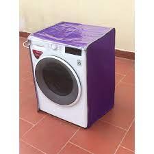 Áo trùm máy giặt - vỏ bọc máy giặt cửa ngang vải dù siêu bền tại Hà Nội