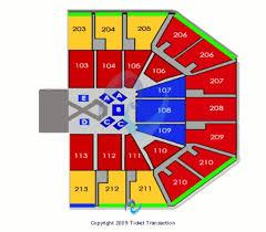 Liacouras Center Seating Chart Liacouras Center Tickets In Philadelphia Pennsylvania