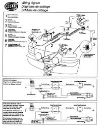 hella 500 wiring help how do i wire them then i have attached the wiring diagram so you can take a look at it