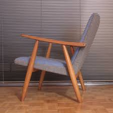 lounge chairs hans wegner. Hans Wegner GE260 Solid Oak Lounge Chair For Getama Chairs E