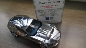 Ford Shelby GR1 Concept Aluminium - Autoart Signature 1:18 - YouTube
