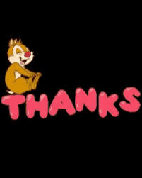 Thank You Animated Gif For Powerpoint Gifs Tenor