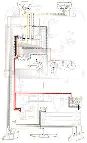 vw type wiring diagram wiring diagram and schematic design best vw bug wiring harness car diagram thesamba type 3 view topic brake wire