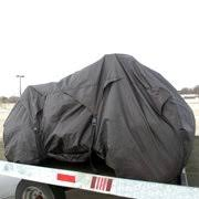 Budge Extreme Duty Motorcycle Cover Waterproof Protection For Storage And Trailering Multiple Sizes