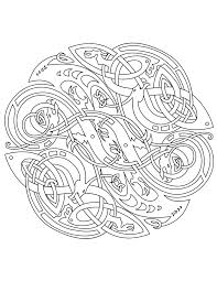 Mandalas To Print And Color For
