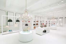 Fashion Showroom Interior Design   Jessica Simpson Handbag Showroom   New  York City   Andre Tchelistcheff Architects