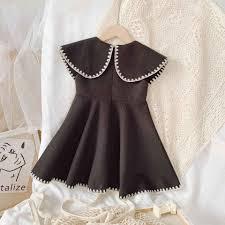 2020 Mùa Thu Hàng Mới Về Thời Trang Bé Gái Hàn Quốc Thiết Kế Đầm Trẻ Em Dễ  Thương Đầm Công Chúa|Váy