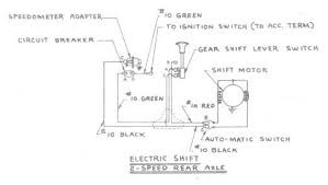 electric shift 2 shift rear axle for 1960 1964 studebaker large more diagram like electric shift 2 shift rear axle for 1960 1964 studebaker large trucks wiring diagram