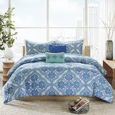Blue Modern Comforter Sets