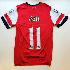 (for arsenal 2019/20 away shirt). Nike Arsenal Home Football Shirt 2013 14 Ozil 11 Depop